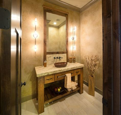 Modern Powder Room Vanity by 17 Powder Room Vanity Designs Ideas Design Trends