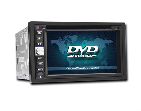 Tv Doubledin 2 china din hd 6 2 inch car dvd player with gps dvb