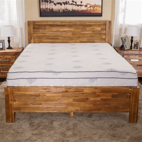 Cheap Shabby Chic Bed by How To Build A Wooden Bed Frame 22 Interesting Ways