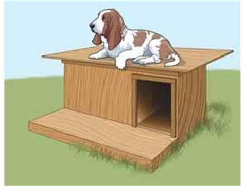easy to build dog house plans more free dog house plans to build