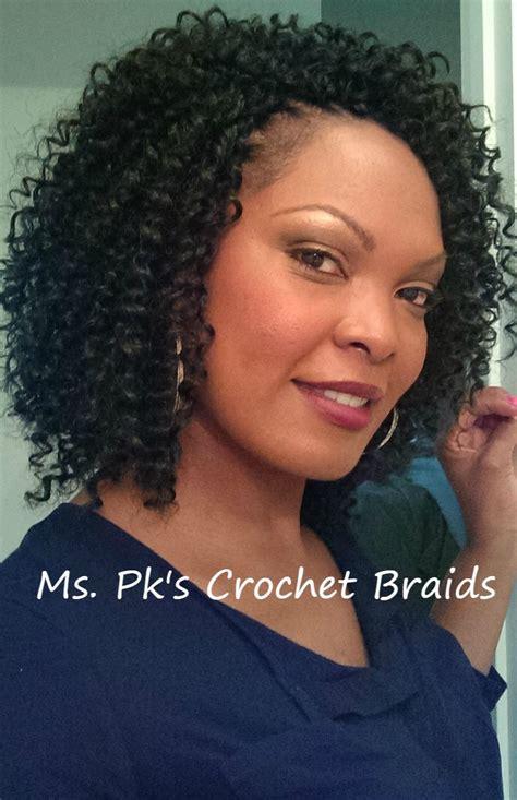 crochet braiding in nyc freetress water wave hair crochet braid