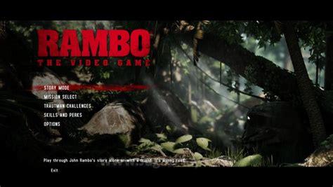 film rambo terakhir review rambo the video game pilihan bodoh jagat play
