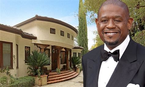forest whitaker daily mail forest whitaker knocks 1million off his hollywood hills