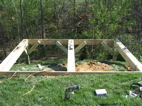 building a deck on a sloped backyard deck on a sloped ground google search landscaping