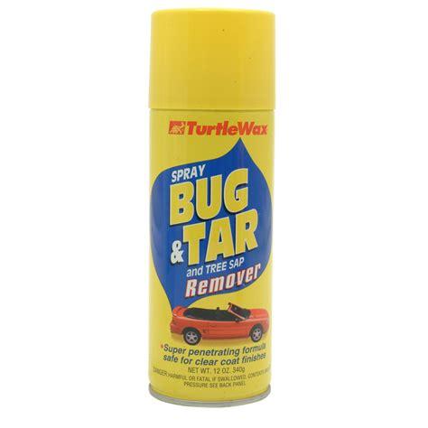 Tar And Bug Remover turtle wax bug and tar remover