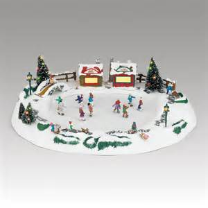 winter wonderland super sledders mr christmas 2008 ebay