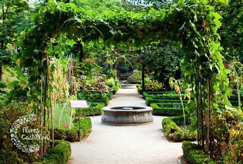 los mejores jardines bot 225 nicos de espa 241 a flores castillon