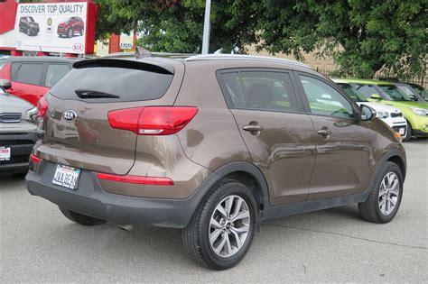 Kia Sportage Sport 2014 Kia Sportage Lx Sport Utility Cars And Vehicles