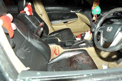Lu Tembak Motor Mati tiga mati dalam kejadian berbalas tembak dengan polis