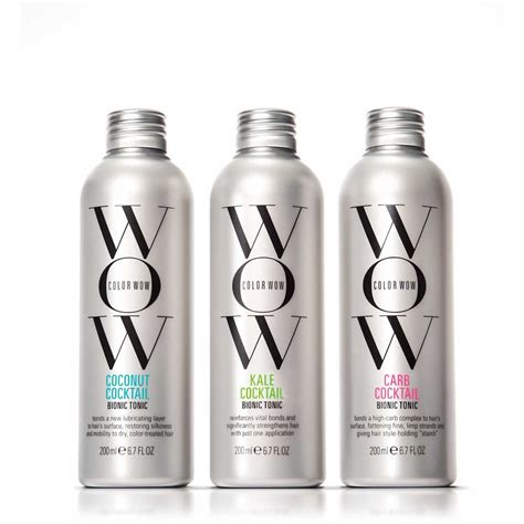 Hair Style Products by Best Professional Hair Care Products Color Wow