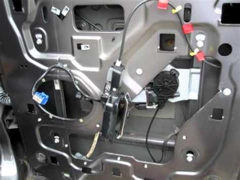 ford f150 window regulator broken