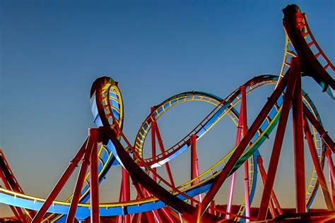 six flags magic mountain six flags magic mountain 2018 things you need to know