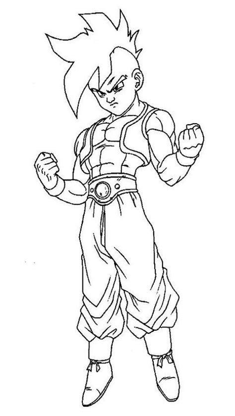 dibujos de dragon ball fotos ideas para colorear ellahoy 100 ideas dibujos para colorear de goku haciendo la