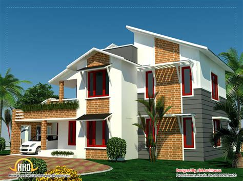 four house april 2012 kerala home design and floor plans
