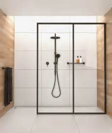 screen shower doors trend framed shower screens on the