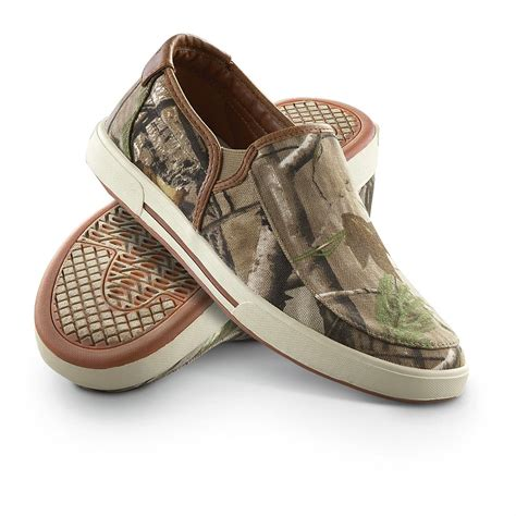 camo slip on sneakers s realtree 174 slip on shoes realtree 174 camo 219830