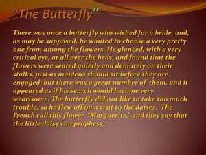 story the butterfly