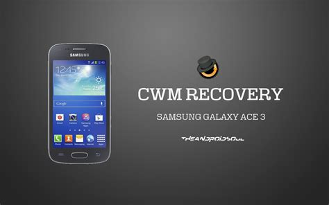 Cek Samsung Ace 3 install cwm recovery on samsung galaxy ace 3 gt s7270 gt s7272 using odin the android soul