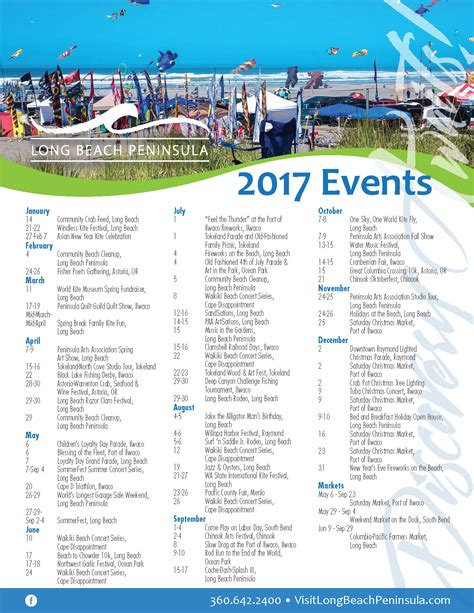 Calendar Events 2017 World S Garage Sale Visit Peninsula