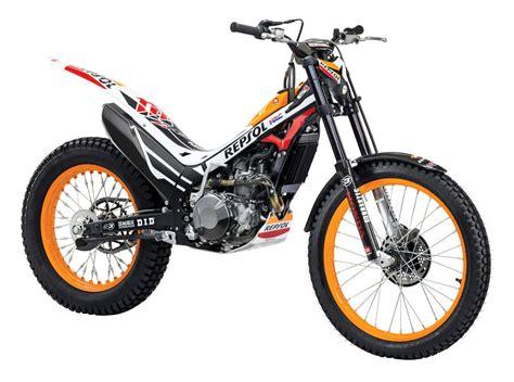2015 Honda COTA 4RT260 Trials Bikes Announced   Motorcycle