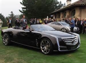 Cadillac Ciel 4 Door Convertible Price Cadillac S New Lineup Comes Into Focus With Ciel Concept