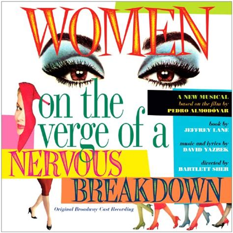 Was On The Verge Of Nervous Breakdown by On The Verge Of Nervous Breakdown Official Theatre