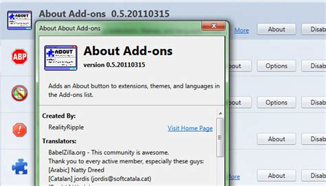 themes firefox add ons about add ons add ons for firefox