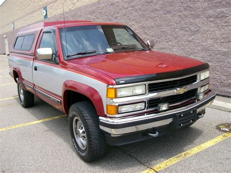 car engine manuals 1997 chevrolet g series 3500 electronic toll collection 1995 chevrolet c k 3500 series information and photos zombiedrive