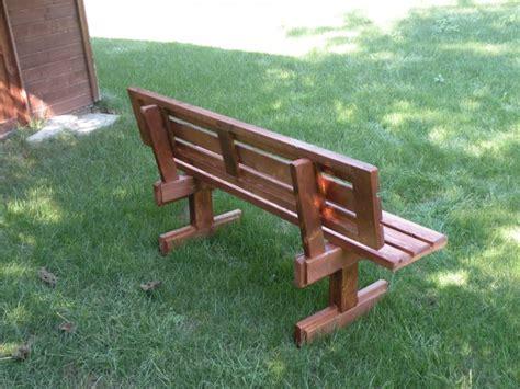 panchina legno giardino panche da giardino in legno panchina da giardino con
