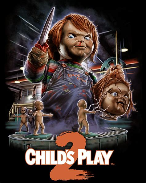 film de chucky 2 chucky s back at fright rags with new child s play