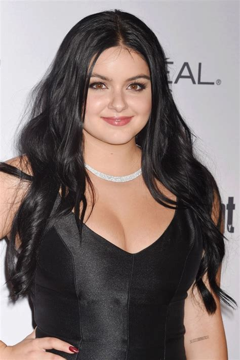 ariel hair color ariel winter s hairstyles hair colors style