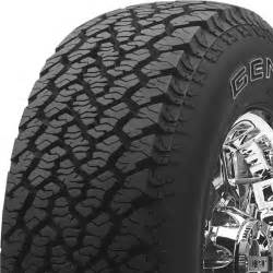General Truck Tires Review General Light Truck And Suv Tires Grabber At2 Free