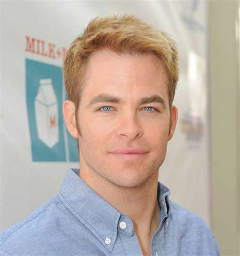 blonde male celebrities with thinning hair cool and attractive hairstyles on male celebrities mens