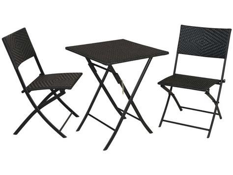 table de terrasse pas cher ensemble table 2 chaises saigon vente de ensemble table et chaise conforama