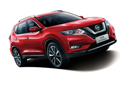 nissan unveils 2017 x trail t32 facelift for china auto
