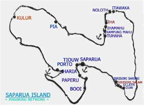 peta pulau pulau lease
