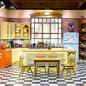 kitchen design show famous kitchens get the look rachel ray tv chef s edition