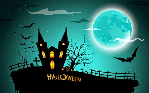 halloween day themes happy halloween day holiday wishes text pictures card for