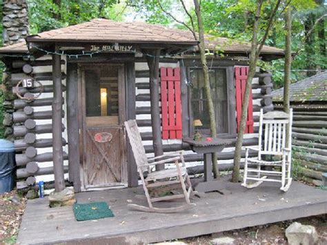 cabin with a porch picture of log cabin motor court