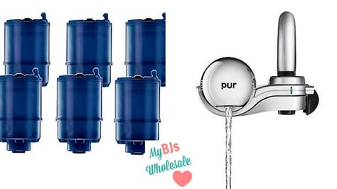 pur filters 7 99 pur mount faucet only 34 99