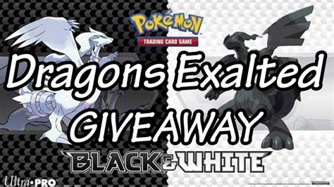 Giveaway Thumbnail - pokemon black and white tcg giveaway thumbnail by smpgaming on deviantart