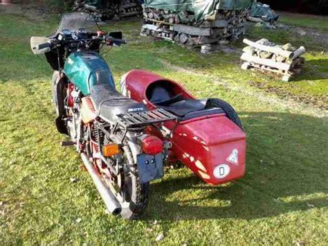 Motorrad Gespann Unfall by Moto Morini Gespann Mit Duna Seitenwagen Unfall Und