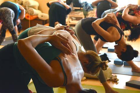 sleep junkies a yoga instructor illustrates the best poses for sleep