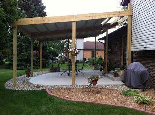 Cheap DIY Patio Cover Ideas and Plans   http://reshefmann