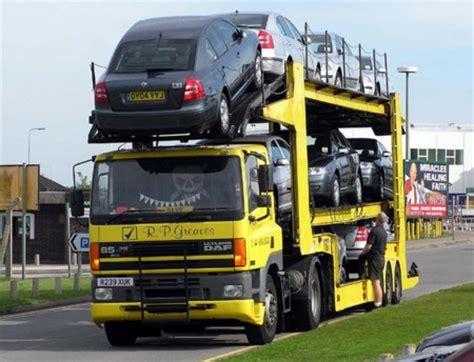 Trucker Do It On All Fours as 237 los megacamiones que pronto encontrar 225 s circulando por espa 241 a