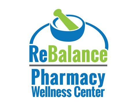 free logo design pharmacy rebalance pharmacy logo bb graphics the wrap pros