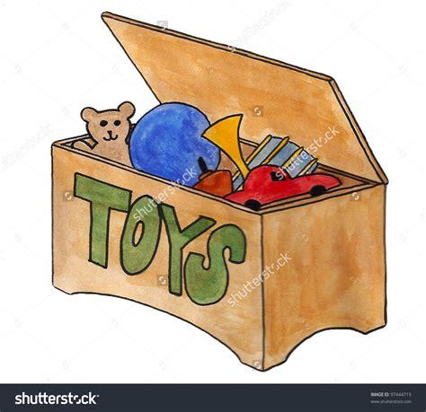 Toys Box clipart box pencil and in color clipart box