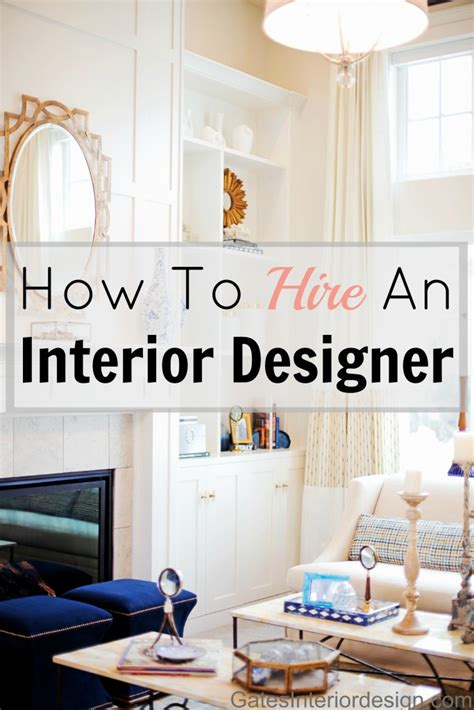 hiring an interior designer 187 how to hire an interior designer
