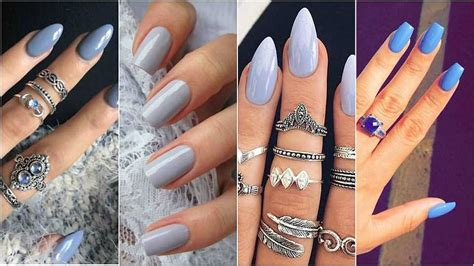 Your Nail Type by The 7 Different Nail Shapes Find What Suits You Grazia