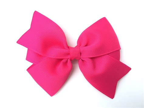 Bow Pita Pink by 4 Inch Pink Hair Bow Pink Bow 4 Inch Bows Pinwheel